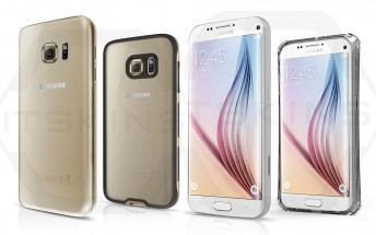 EXCLUSIVE: Samsung Galaxy S7 renders show edge and Plus variants