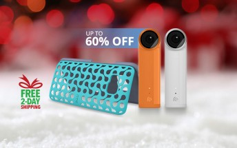 HTC cuts Re camera price to $80, its accessories get discounted too