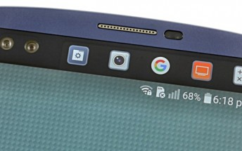 LG G5 to reportedly come with V10-like secondary display, Magic Slot