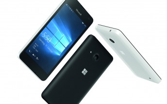 Microsoft Lumia 550 is now available in the US and Europe