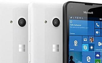 Microsoft Lumia 550 gets another price cut in UK