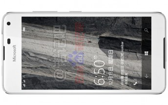 5-inch Microsoft Lumia 650 image surfaces