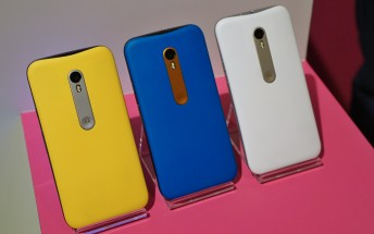 Moto G (3rd gen) starts receiving Android 6.0 Marshmallow update