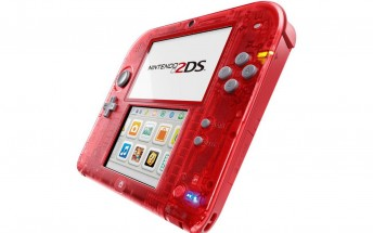 Nintendo 2DS to go on sale in Japan in February; pre-orders have begun