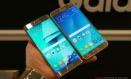 Samsung Galaxy Note 5 and S6 edge+ getting another software update