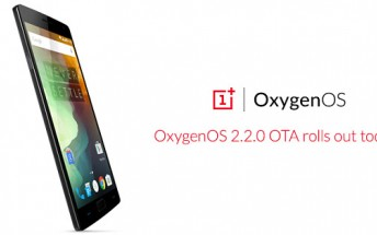 Oxygen OS 2.2.0 update now seeding on OnePlus 2