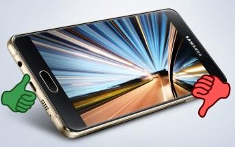 Poll: Samsung Galaxy A9 (2016) - hot or not