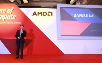 Samsung to start producing chips for AMD in 2016
