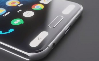 One Galaxy S7 concept suggests e-ink buttons, another sticks to the current gen