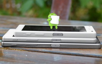 Sony Xperia phones to get their Android 6.0 Marshmallow fix in the next two months