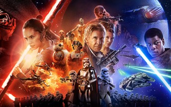 The Force is strong with Episode 7: The Force Awakens breaks box office records