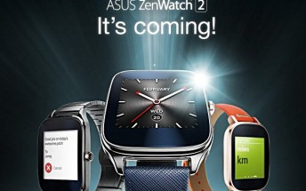 Affordable Asus ZenWatch 2 hitting UK soon