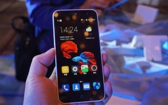 ZTE Blade A1 gets official with fingerprint sensor, sub-$100 price
