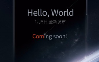ZTE teases a January 5 event, Nubia Z11 might get unveiled
