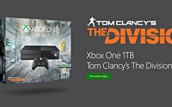 Microsoft announces Xbox One 1TB Tom Clancy's The Division Bundle; available for pre-order