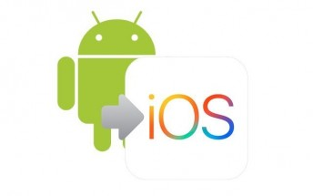 Apple isn't working on a tool that would help people switch from iOS to Android