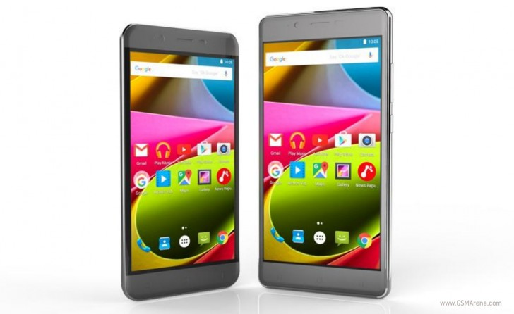 Archos 50 Cobalt and 55 Cobalt +