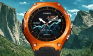 gsmarena 001 Casios Android Wear Smart Outdoor Watch now available for $500