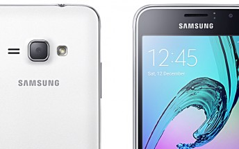 Samsung Galaxy J1 (2016) leaks in renders now