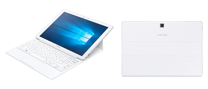 12 Inch Samsung Galaxy Tabpro S Runs Windows 10 Gsmarena