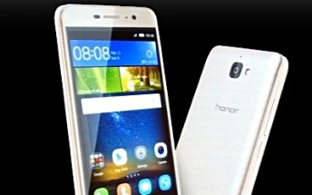 Huawei Honor Holly 2 Plus unveiled with 13MP camera, 4,000mAh battery