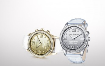 Isaac Mizrahi-designed HP smartwatch has classic looks, hidden OLED display