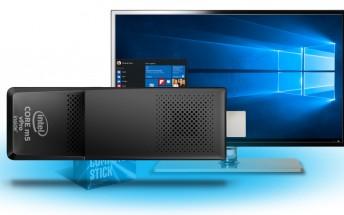 New Intel Compute Sticks come with Core m processors