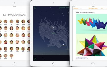 iOS 9.3 beta brings multi-user support to iPads, only in schools though