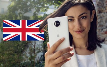 Microsoft Lumia 950 now �410 at Amazon UK, 950 XL is �450