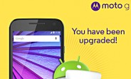 Android 6.0 Marshmallow rolling out to Moto G (3rd gen) in India