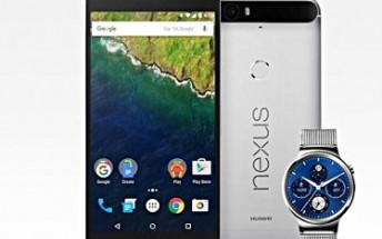 Google offering Nexus 6P buyers $50 discount on Huawei Watch
