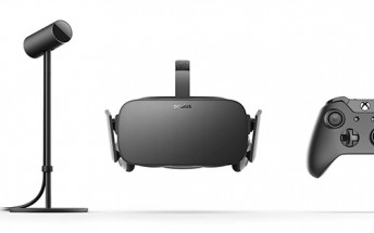 Oculus Rift is finally up for pre-order, priced at $599