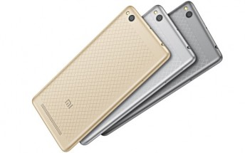 Xiaomi Redmi 3 announced with Snapdragon 616 SoC, 4,100mAh battery