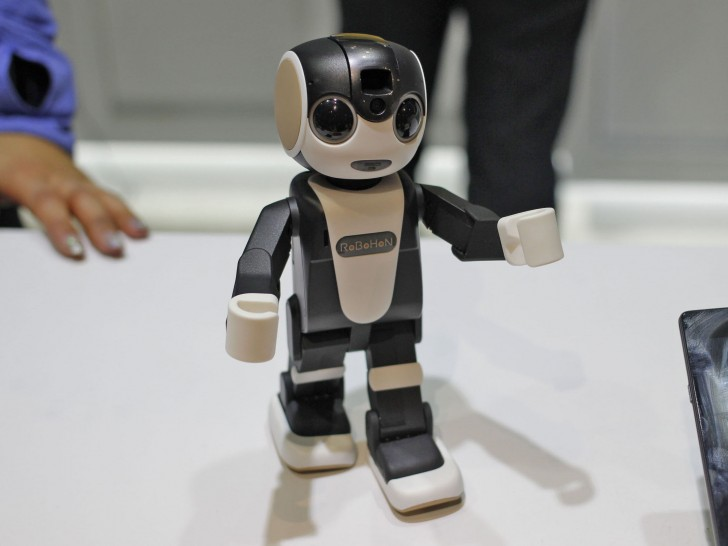 News 16 01 Robohon CES2016  review