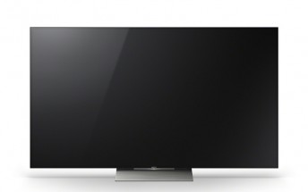 Sony unveils three new Android-powered, HDR-compatible 4K TVs