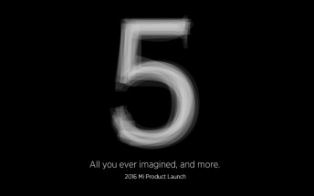 Xiaomi Mi 5 will be unveiled on February 24, Hugo Barra confirms