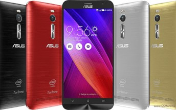 New Asus Zenfone 2 update brings Android for Work support
