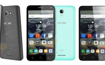 Alcatel OneTouch Pop 4 lineup leaks ahead of MWC � meet the Pop 4S, Pop 4 Plus, and Pop 4
