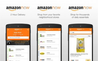 Amazon Now brings 2-hour delivery for household items to India