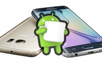 Marshmallow starts hitting AT&T Galaxy S6 and S6 edge