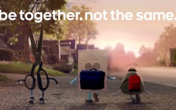 Rock, Paper, Scissors star in Google's latest Android ad
