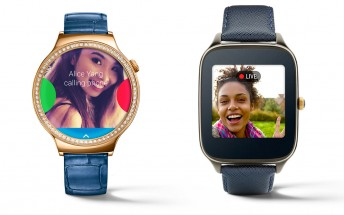 New Android Wear update brings support for speakers, new gestures