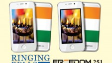 Freedom 251 is a $4 smartphone that packs in quad-core CPU and runs Android Lollipop
