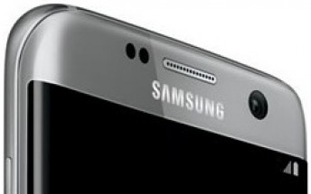 Samsung Galaxy S7 edge flaunts its curves in a new render