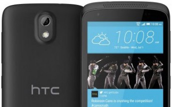 HTC Desire 530 listed online, February 23 launch date