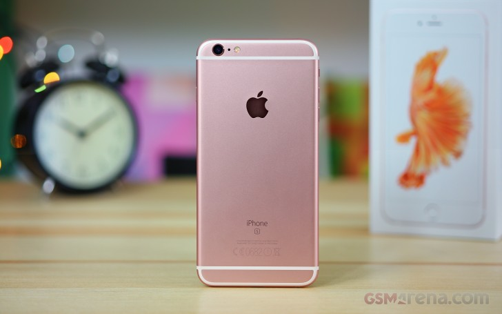 gsmarena 002 Apple iPhone 5se to come in Pink, in addition to Silver and Space Gray