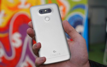LG G5 goes up for pre-order in the UK, priced at £539