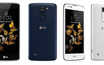 "LG outs the LG K8 in Europe; 5"" display, a quad-core processor, and Android 6.0 in tow"