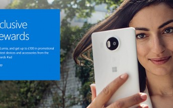 Recommend Lumia 950 or 950 XL to a friend and get €50 voucher each