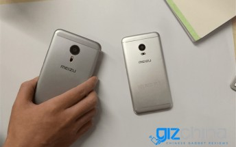 Meizu Pro 5 mini photo reveals slightly different design